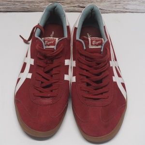 Onitsuka Tiger Tokuten Suede Athletic Sneakers